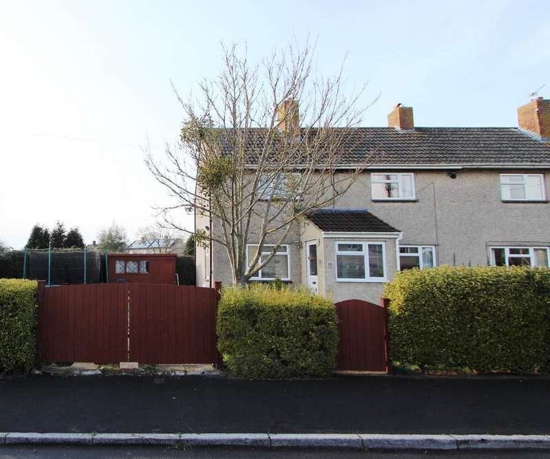 3 Bedrooms Semi Detached House for sale in Close to village centre of Wrington