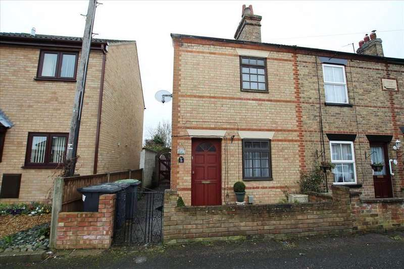 2 Bedrooms Terraced House for sale in Carter Street, Sandy, SG19