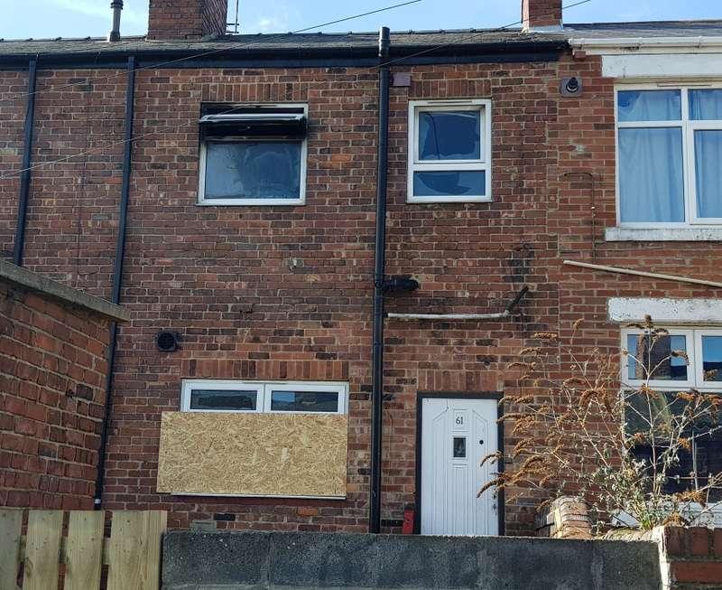 2 Bedrooms Terraced House for sale in Sixth Street, Horden, Peterlee, County Durham, SR8 4JX