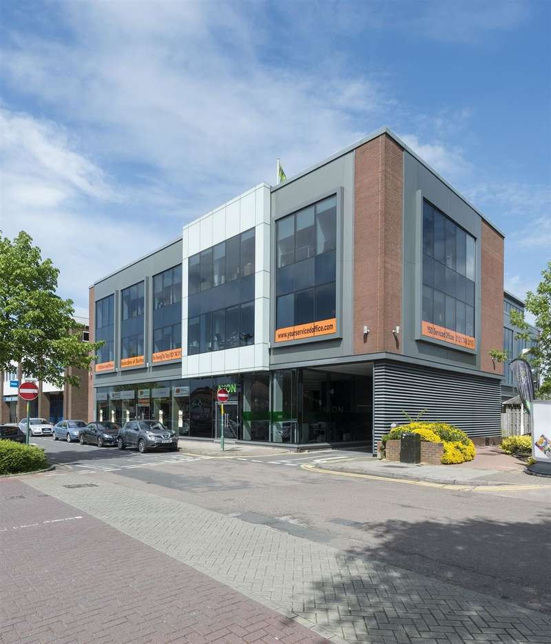 Office Commercial for rent in Stratford Road Serviced Offices To-Let, M42 Corridor Stratford Road, Solihull