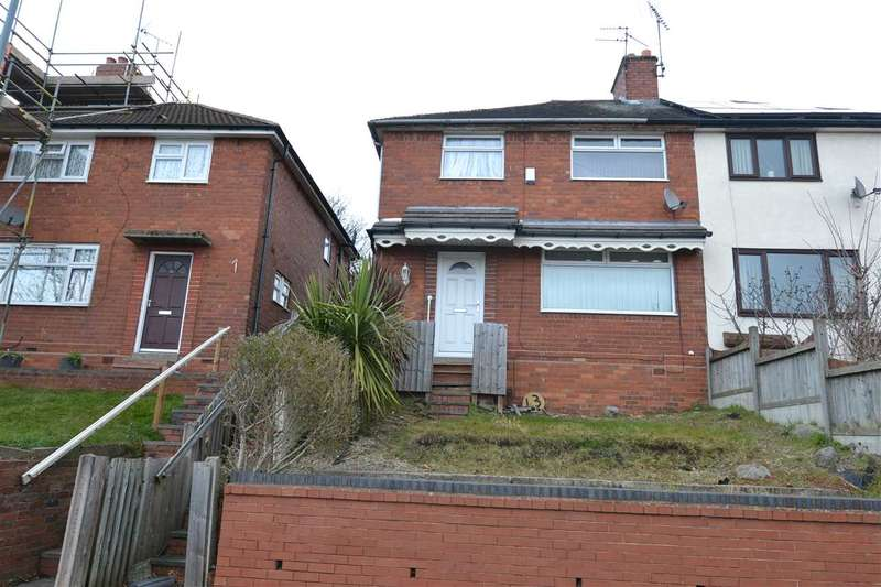 3 Bedrooms End Of Terrace House for rent in Beverley Road, West Bromwich, Birmingham