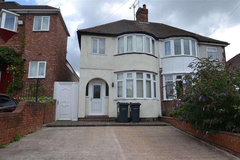 3 Bedrooms Semi Detached House for rent in Lavendon Road, Great Barr, Birmingham