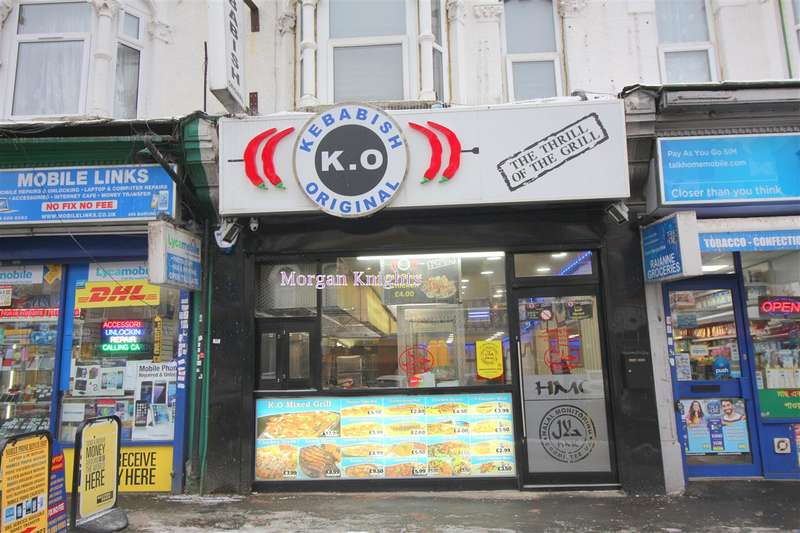 Commercial Property for sale in Barking Road, Plaistow, E13