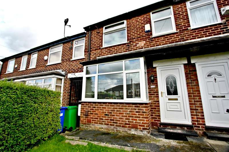 2 Bedrooms Terraced House for sale in Kearsley Road, Manchester