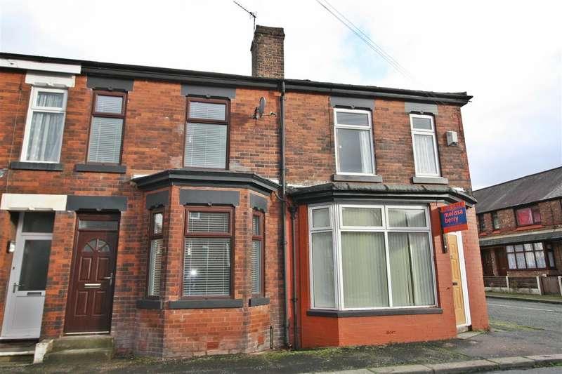 2 Bedrooms Terraced House for sale in Brandram Road, Prestwich