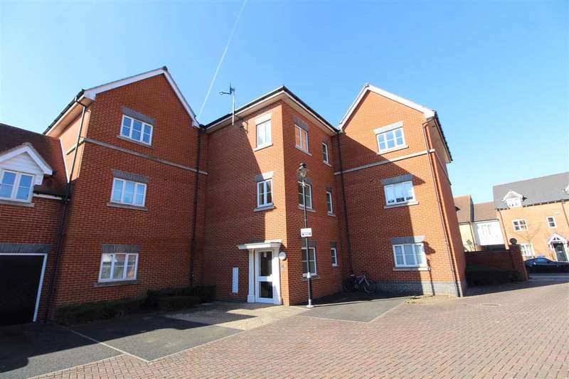 2 Bedrooms Apartment Flat for sale in Demoiselle Crescent, Ipswich