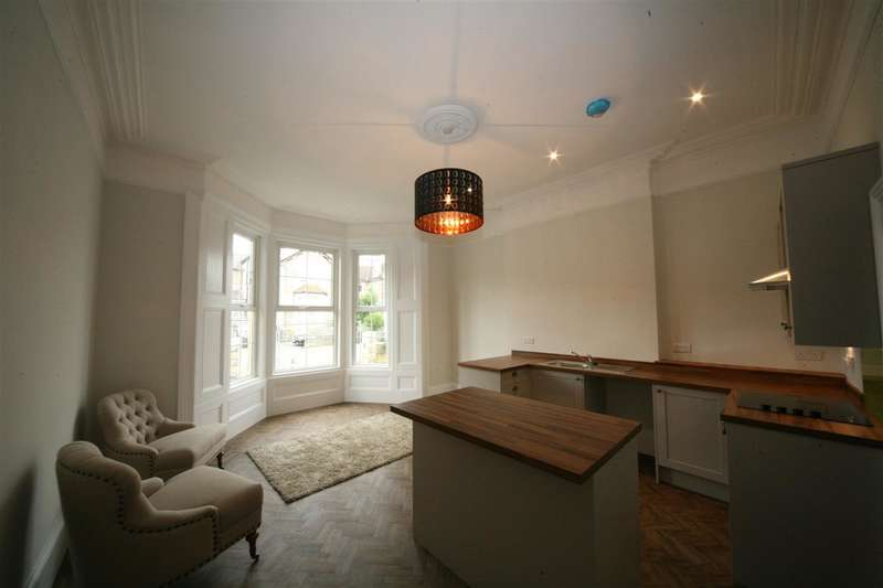 2 Bedrooms Apartment Flat for sale in Beaconsfield Road, Weston-super-Mare