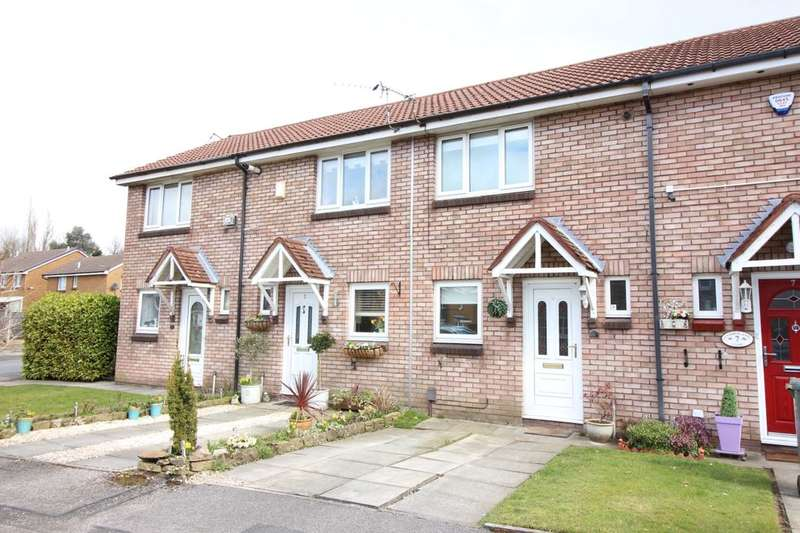 1 Bedroom Terraced House for sale in Cumberland Close, Bury, BL9