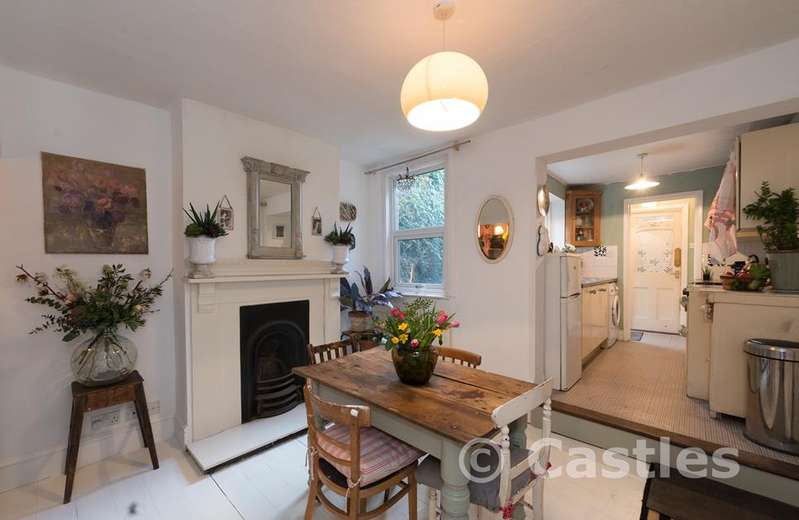2 Bedrooms Semi Detached House for sale in Summerhill Road, Tottenham, London, N15
