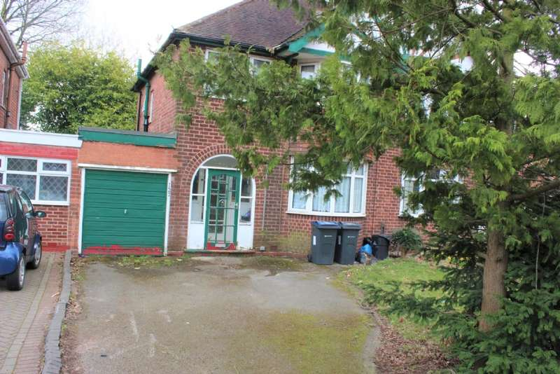3 Bedrooms Semi Detached House for rent in Beauchamp Road,Handsworth Wood,West Midlands