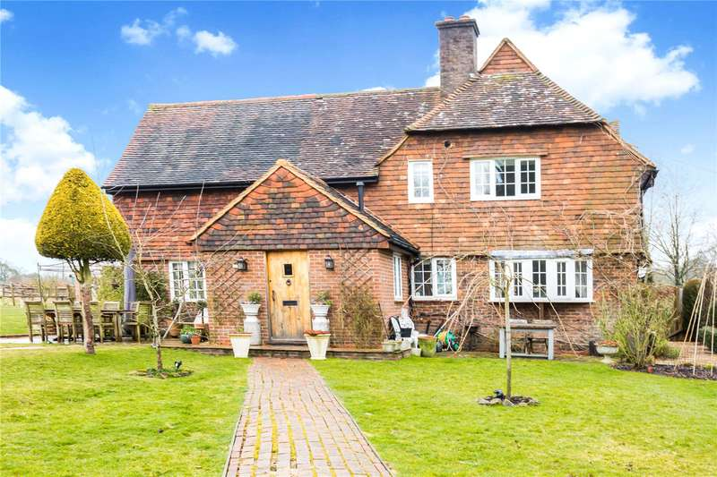 4 Bedrooms Semi Detached House for sale in Cleveland Cottages, Ardingly Road, West Hoathly, East Grinstead, RH19