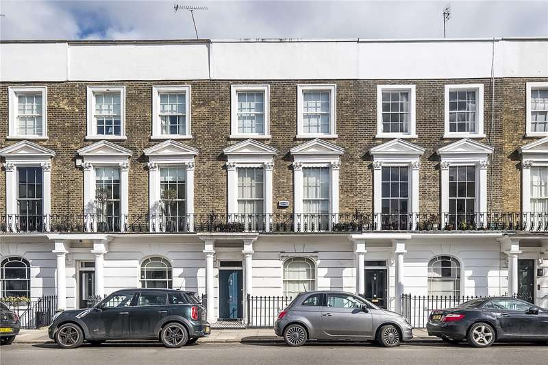 4 Bedrooms Terraced House for sale in Chepstow Place, London, W2