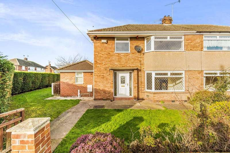 3 Bedrooms Detached House for rent in Sherwood Drive, Warmsworth , Doncaster, DN4
