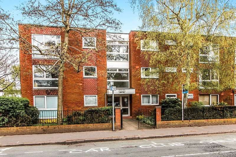 Flat for sale in Egerton Road, Manchester, M14