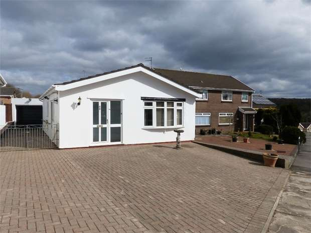 2 Bedrooms Detached Bungalow for sale in Glynbridge Gardens, Bridgend, Bridgend, Mid Glamorgan