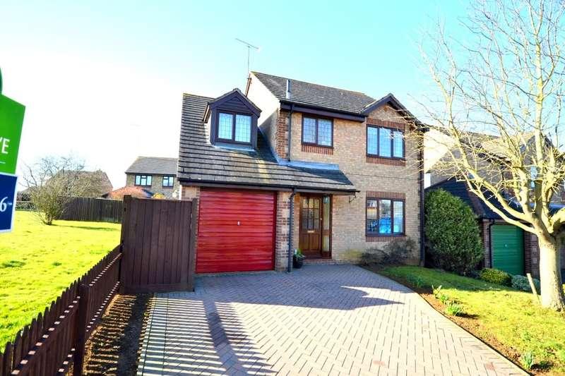 4 Bedrooms Detached House for sale in Juniper Close, Towcester, NN12