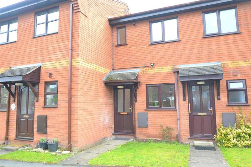 2 Bedrooms Apartment Flat for sale in Shallowford Mews, Stafford