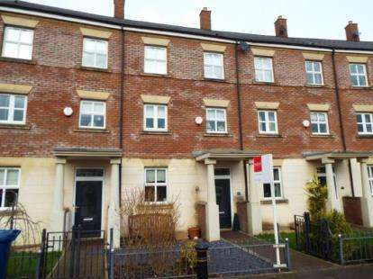 4 Bedrooms Terraced House for sale in Dorchester Avenue, Walton-Le-Dale, Preston, Lancashire