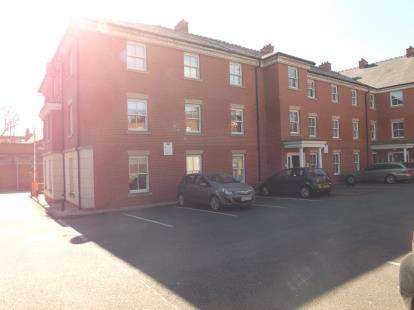 2 Bedrooms Flat for sale in Bovey Court, St Austins Lane, Warrington, Cheshire