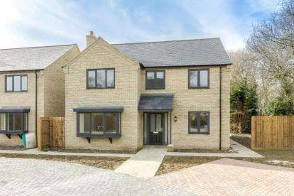 4 Bedrooms Detached House for sale in Peters Close, Kimbolton Road, Chelveston, Wellingborough