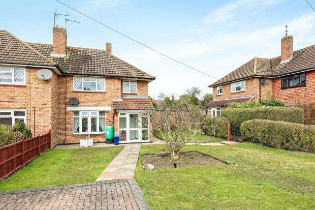 3 Bedrooms End Of Terrace House for sale in Leatherhead, Surrey, Uk