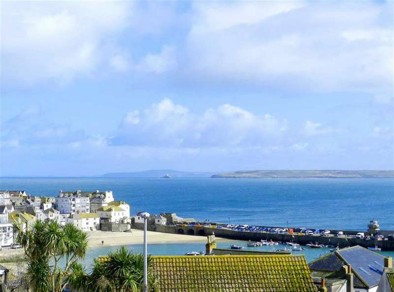 4 Bedrooms End Of Terrace House for sale in Barnoon Hill, St Ives