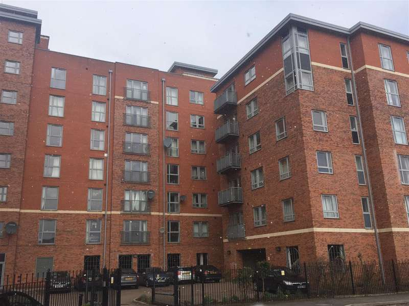 Apartment Flat for sale in Stuart Street, Derby
