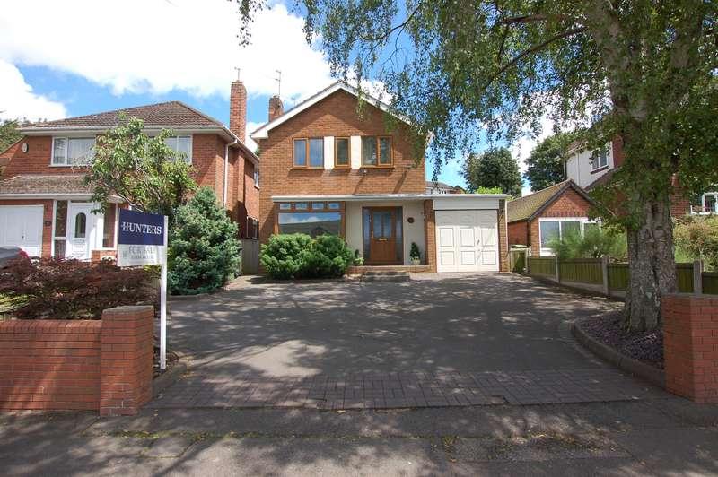 3 Bedrooms Detached House for sale in Oakfield Avenue, Kingswinford, DY6 8HJ