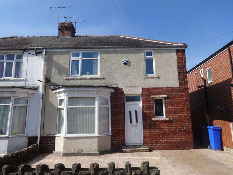 3 Bedrooms Semi Detached House for sale in Robert Road, Meadowhead