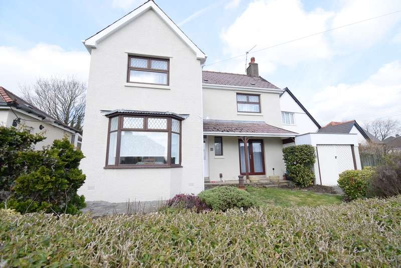 3 Bedrooms Detached House for sale in Parc Avenue, Pontnewydd, Cwmbran, NP44