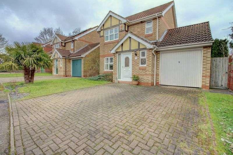 3 Bedrooms Property for sale in Knights Orchard, Hemel Hempstead