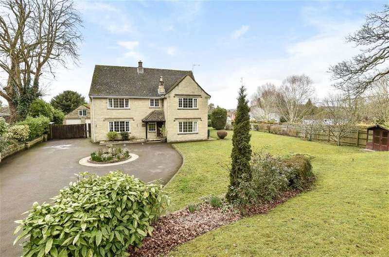 6 Bedrooms Detached House for sale in Wroughton