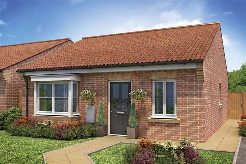 2 Bedrooms Detached Bungalow for sale in Galley Hill, Guisborough, TS14