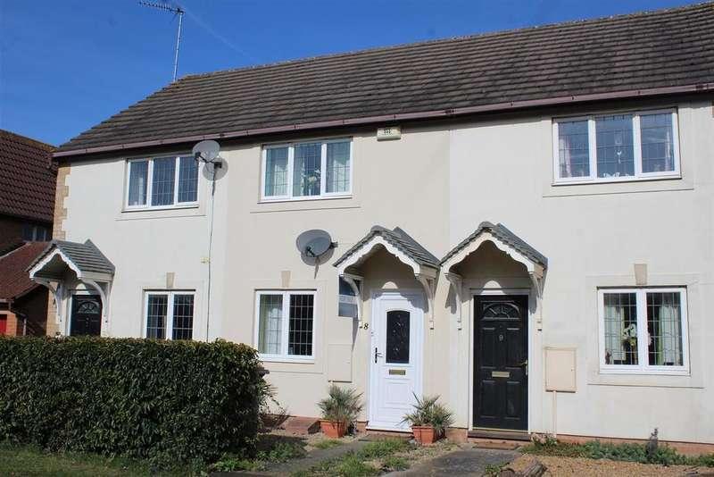 2 Bedrooms Terraced House for sale in Lornas Field, Hampton Hargate, Peterborough