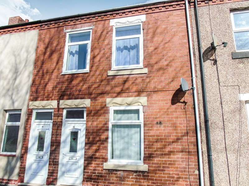 2 Bedrooms Property for sale in Blyth Street, Seaton Delaval, Whitley Bay, Northumberland, NE25 0DZ