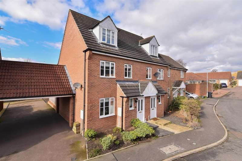 3 Bedrooms Detached House for sale in Lady Jane Franklin Drive, Spilsby