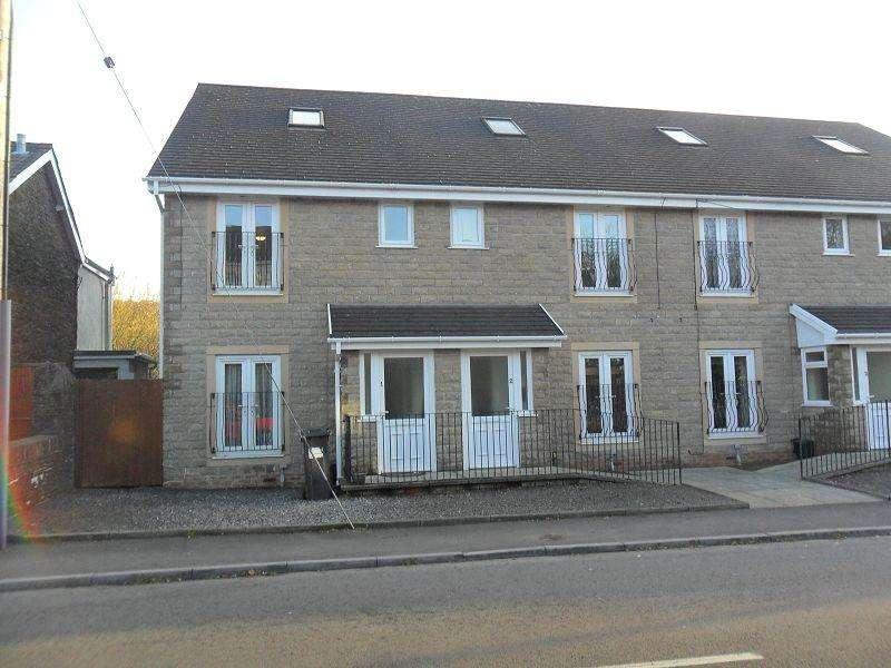 2 Bedrooms Flat for rent in Woodland Court, Brecon Road, Pontardawe, Swansea.