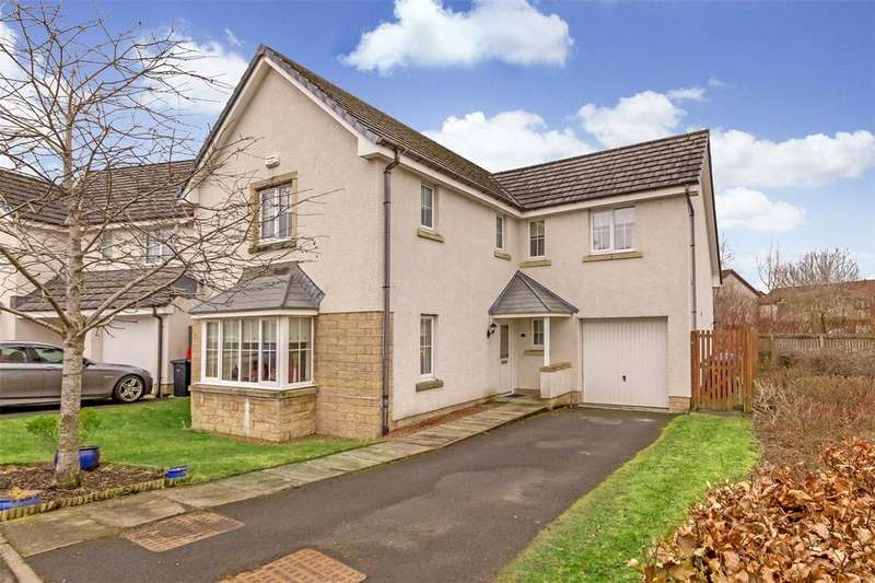 4 Bedrooms Detached House for sale in 69 Meadowpark Avenue, Bathgate, West Lothian, EH48