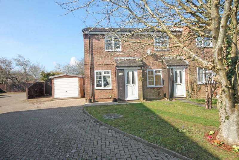 2 Bedrooms End Of Terrace House for sale in Mayridge, Titchfield Common PO14