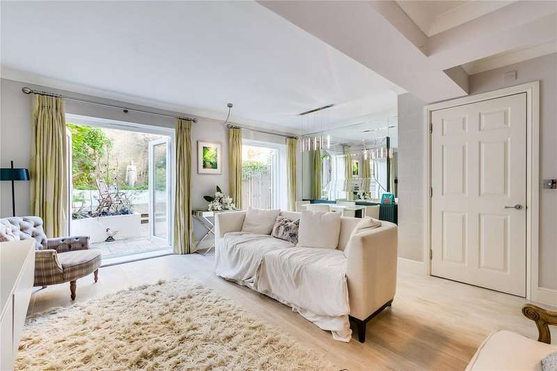 5 Bedrooms Terraced House for sale in Aubyn Square, Putney, London