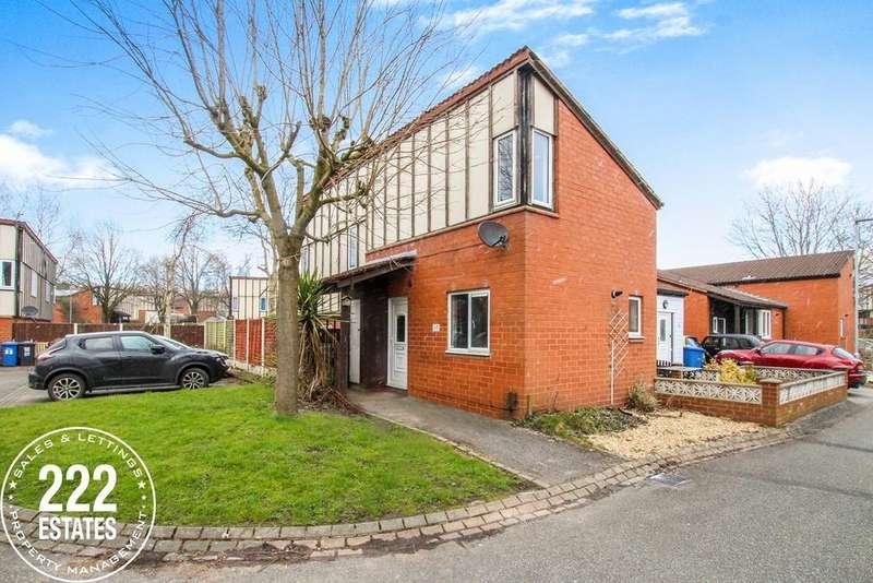 3 Bedrooms Semi Detached House for sale in Redshank Lane, Birchwood, Warrington, WA3