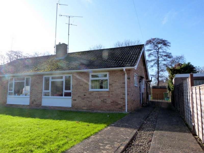 2 Bedrooms Semi Detached Bungalow for rent in Southgate Drive, Cheltenham