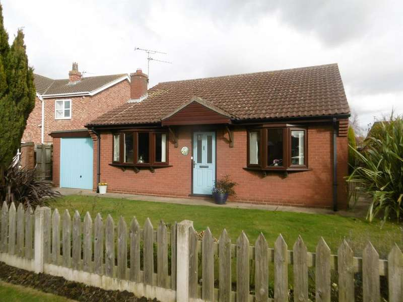 2 Bedrooms Detached House for sale in Haven Close, Blyton, Gainsborough, DN21 3PG