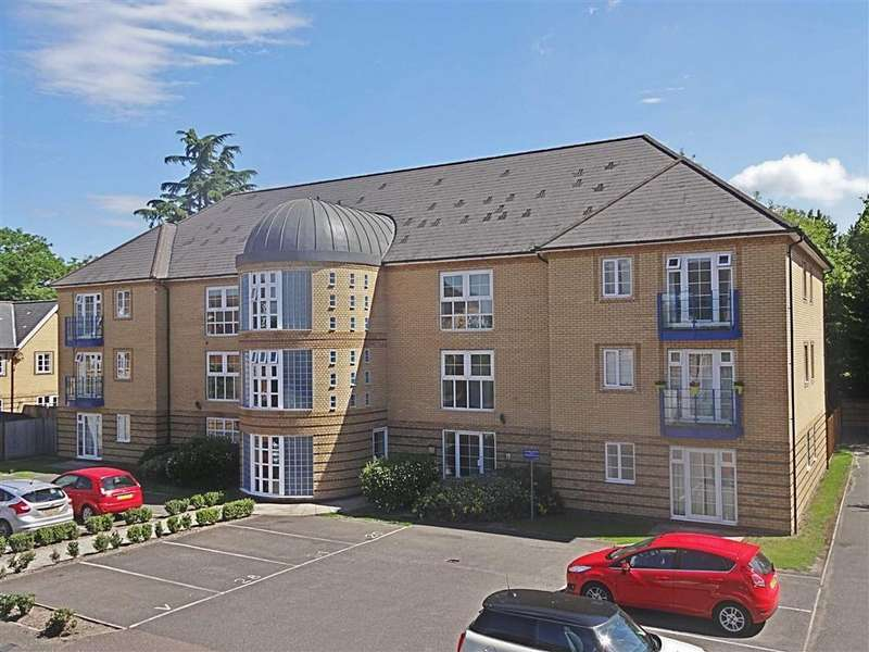 2 Bedrooms Flat for sale in Newland Gardens, Hertford, SG13