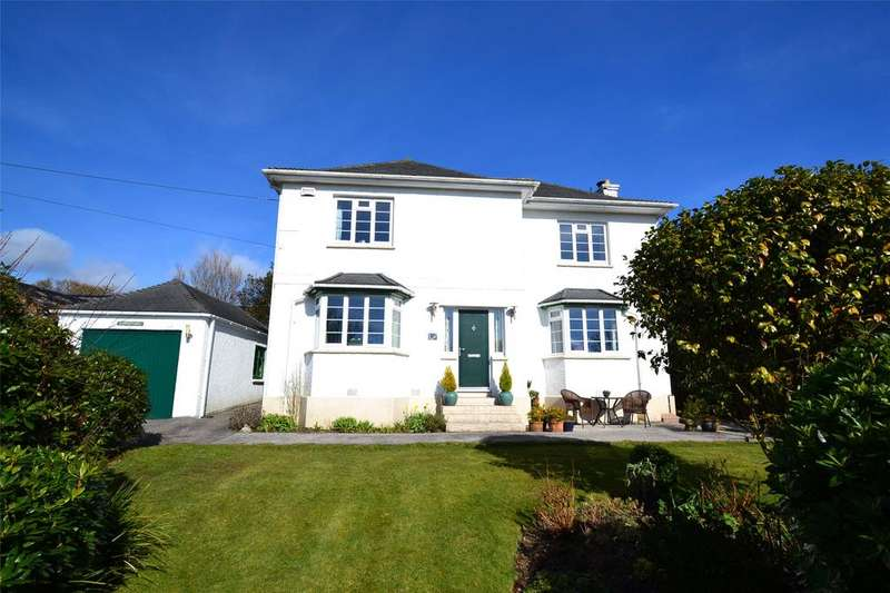 3 Bedrooms Detached House for sale in Westheath Road, Bodmin