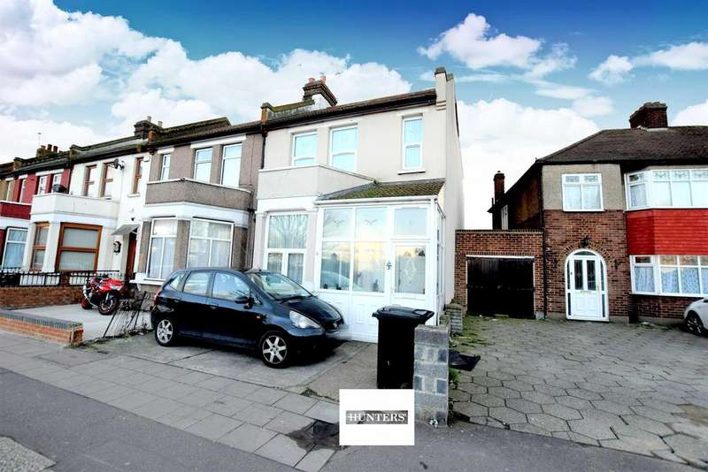 6 Bedrooms End Of Terrace House for sale in Barley Lane, Goodmayes, IG3