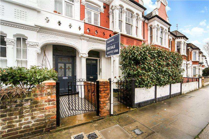 2 Bedrooms Flat for sale in Pennard Road, London, W12