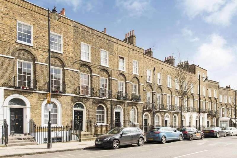 1 Bedroom Flat for sale in Amwell Street, Clerkenwell