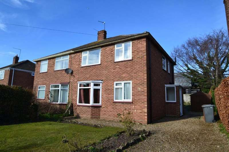 3 Bedrooms Semi Detached House for sale in Denton Road, Norwich