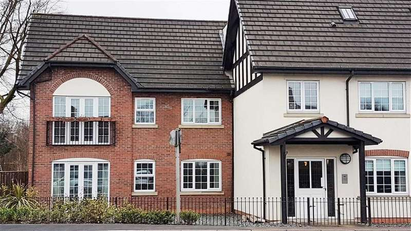2 Bedrooms Apartment Flat for sale in Dixon Court, Chelford